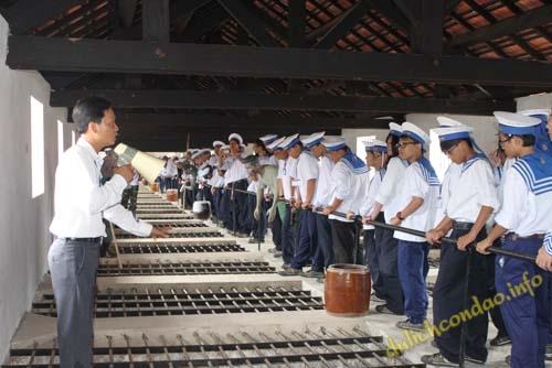 Tìm hiểu lịch sử qua chứng tích nhà tù Côn Đảo